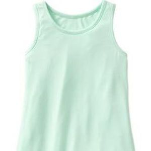 NWT Old Navy Girl's Pleated-Back Tunics